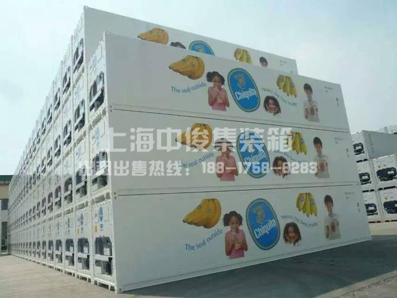 冷藏集装箱出租/租赁
